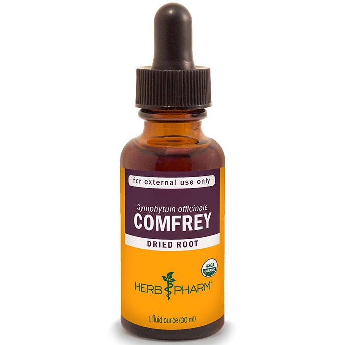 Comfrey Extract Liquid, 4 oz, Herb Pharm