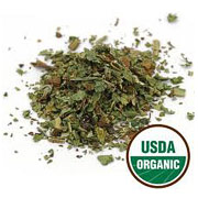 Comfrey Leaf, Cut & Sifted, Certified Organic, (Symphytum officinale), 1 lb, Vadik Herbs (Bazaar of India)