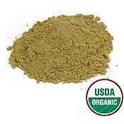 Comfrey Leaf Powder, Certified Organic, (Symphytum officinale), 1 lb, Vadik Herbs (Bazaar of India)