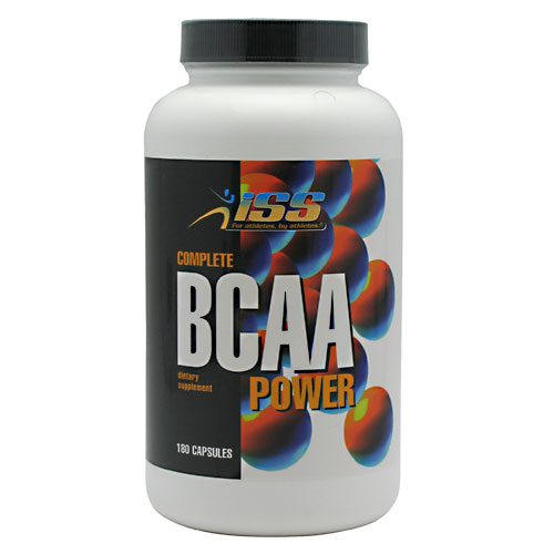 ISS Complete BCAA Power, 180 Tablets