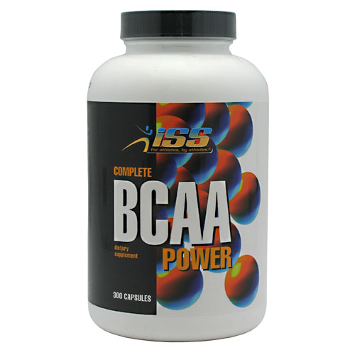 ISS Complete BCAA Power, 300 Tablets