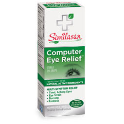 Computer Eye Relief Eye Drops (for Eye Fatigue) .33 fl oz from Similasan