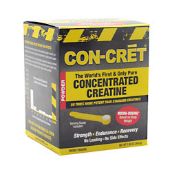 Con-Cret Creatine Concentrated, 48 Servings (38.4 g)