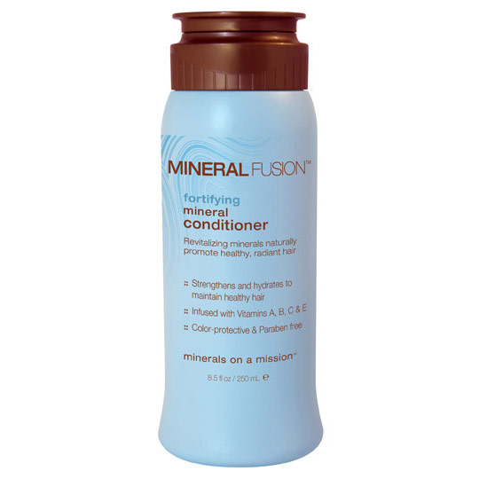 Fortifying Mineral Conditioner, 8.5 oz, Mineral Fusion Cosmetics