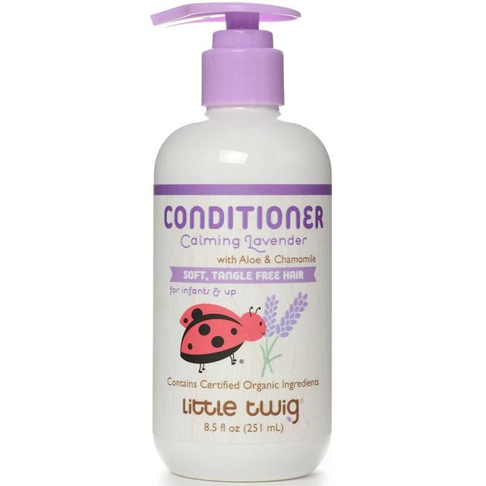 Conditioning Detangler, Calming Lavender, 8.5 oz, Little Twig