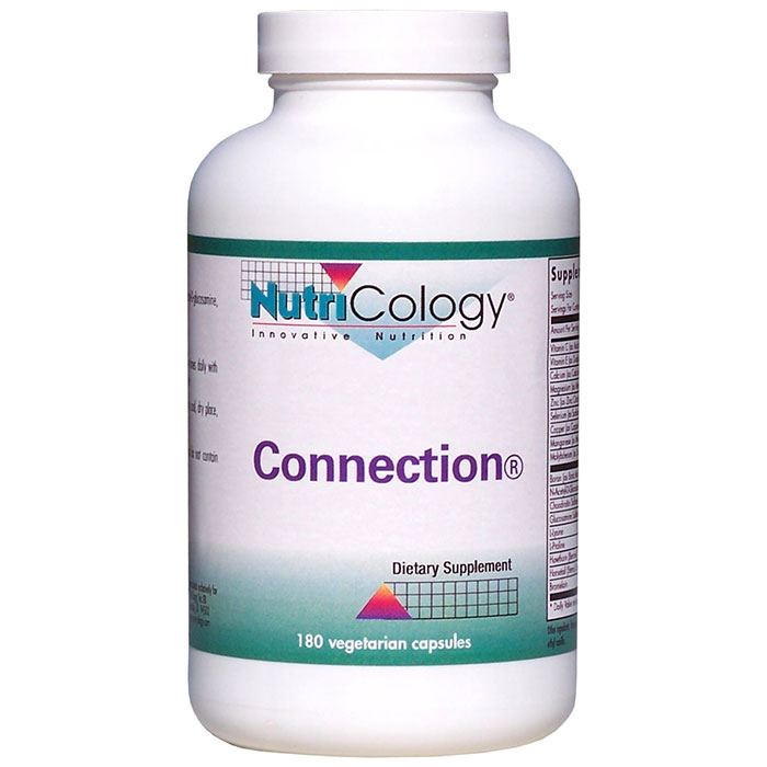 Connection 180 caps from NutriCology