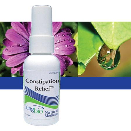 Constipation Relief, 2 oz, King Bio Homeopathic (KingBio)