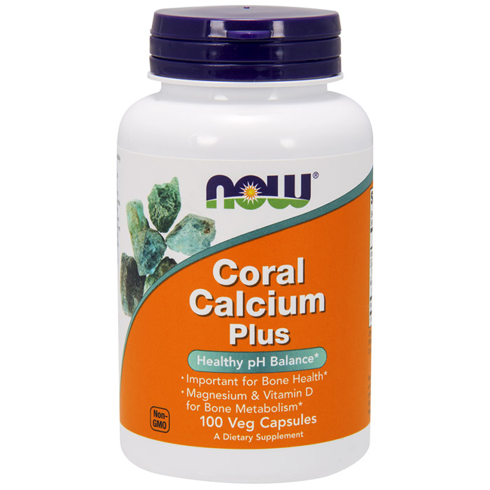 Coral Calcium Plus, With Magnesium