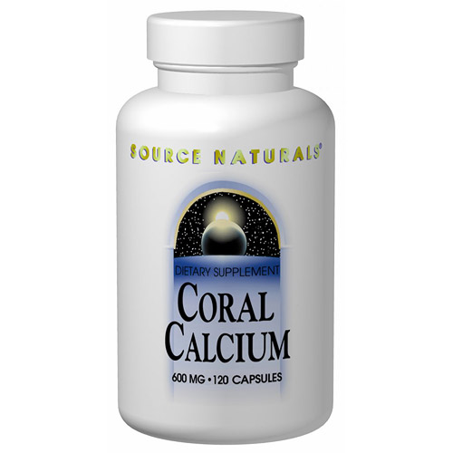 Coral Calcium Powder 4 oz from Source Naturals