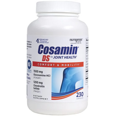 Cosamin DS Double Strength, 230 Capsules