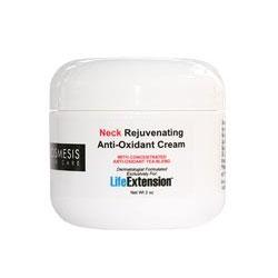 Cosmesis Neck Rejuvenating Anti-Oxidant Cream, 2 oz, Life Extension