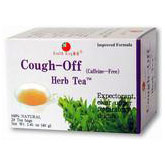 Image of Cough Off Herb Tea, 20 Bags, Health King Herbal Tea