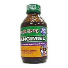 Cough Syrup for Children, 4 oz, Jengimiel