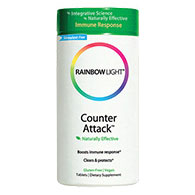 Counter Attack, Activate Immune Health, 90 Tablets, Rainbow Light
