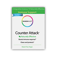 Counter Attack, Botanical Blend & Herbal Complex, 30 Tablets, Rainbow Light