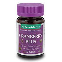 Cranberry Plus 90 tabs, Futurebiotics
