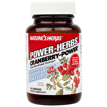 Cranberry Power 60 caps from Natures Herbs