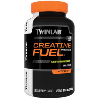 Creatine Fuel Powder, 300 g, Twinlab