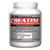 Creatine Monohydrate Powder, 1 kilo, Jarrow Formulas