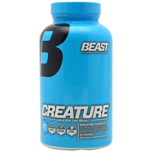 CREATure Creatine Matrix Caps, 180 Capsules, Beast Sports Nutrition