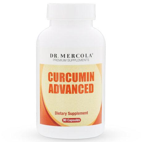 Curcumin Advanced, Value Size, 90 Capsules, Dr. Mercola