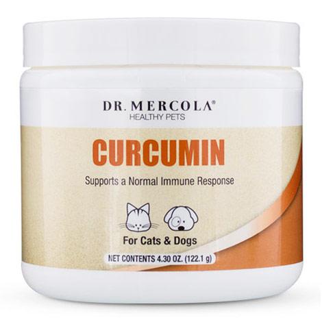 Curcumin for Pets, 4.3 oz, Dr. Mercola
