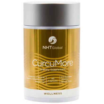 CurcuMore, Turmeric Extract, 60 Capsules, NHT Global