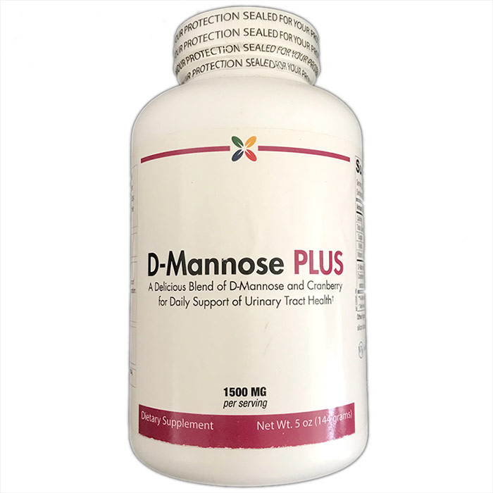 D-Mannose Plus Powder, 5 oz (144 g), Stop Aging Now