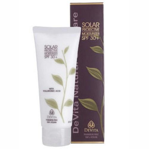 Solar Protective Moisturizer SPF 30+ Facial Sunscreen, 2.5 oz, Devita