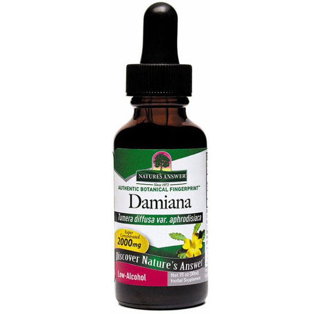 Damiana Leaf Extract Liquid