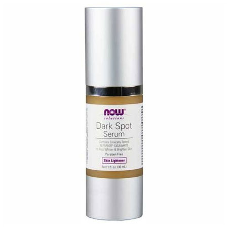 Dark Spot Serum, Skin Lightener, 1 oz, NOW Foods