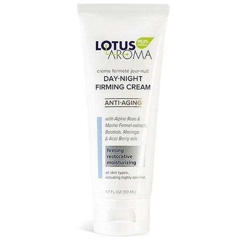 Day-Night Firming Cream, 1.7 oz, Lotus Aroma
