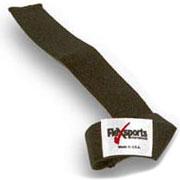 Image of Dead Lift Straps Black, Flex Sports
