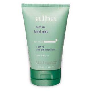 Deep Sea Facial Mask 4 fl oz from Alba Botanica