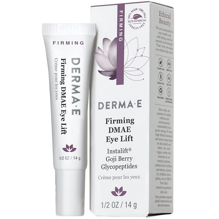 Derma E Firming DMAE Eye Lift Cream, 0.5 oz