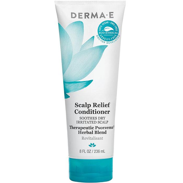 Derma E Scalp Relief Conditioner, 8 oz