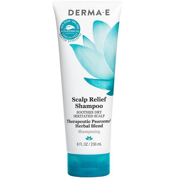 Derma E Scalp Relief Shampoo, 8 oz