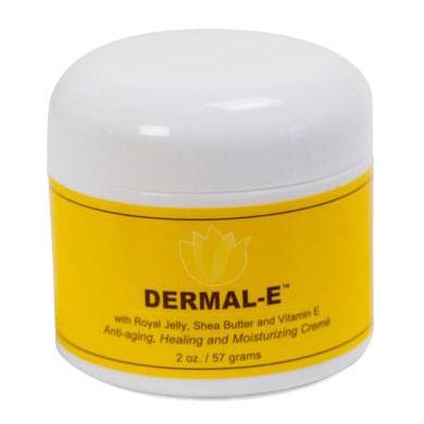 Image of Dermal-E, Vitamin E Anti-Aging Cream, 2 oz, Dixie Health