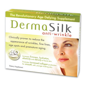Image of DermaSilk Anti-Wrinkle, 40 Caplets