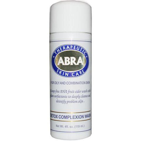 Detox Complexion Wash, 4 oz, Abra Therapeutics