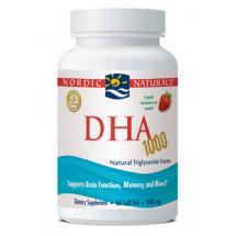 DHA Xtra, 1000 mg, Strawberry, 60 Softgels, Nordic Naturals