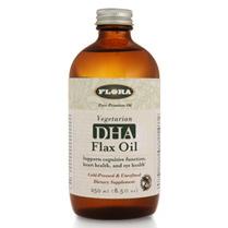 DHA Flax Oil, 17 oz, Flora Health
