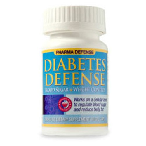 Diabetes Defense, 30 VegiCaps, Enerex USA