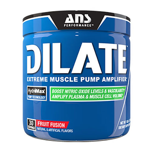 Dilate, Extreme Muscle Pump Amplifier, 30 Servings, ANS Performance
