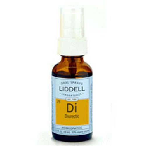 Liddell Diuretic Homeopathic Spray, 1 oz