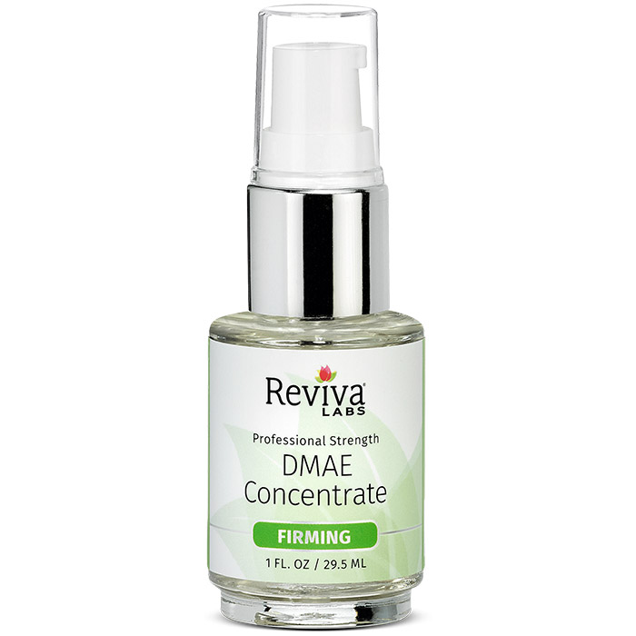 Reviva Labs DMAE Concentrate, Firming Facial Serum, 1 oz