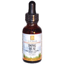 Dong Quai Imported, 1 oz, L.A. Naturals