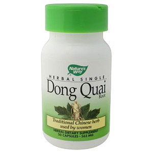 Dong Quai Root 100 caps from Nature's Way