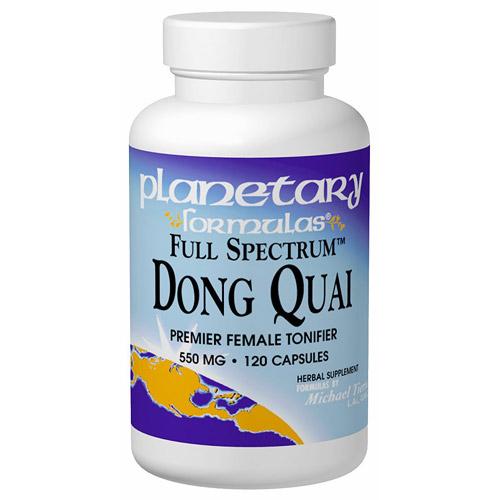 Dong Quai Full Spectrum 60 caps, Planetary Herbals