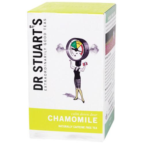 Dr. Stuarts Chamomile Tea, 15 Tea Bags